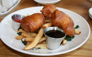 Fish and Chips - MessHall