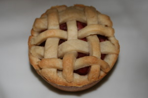 Strawberry Mini Pie