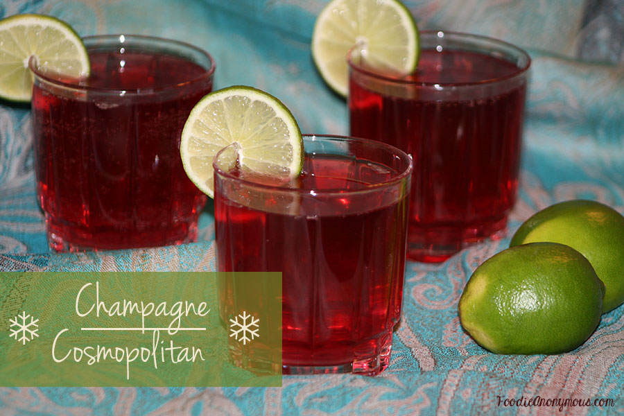 Champagne Cosmopolitan