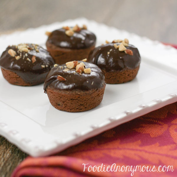 Chocolate Ganache Cookie Cups - www.FoodieAnonymous.com
